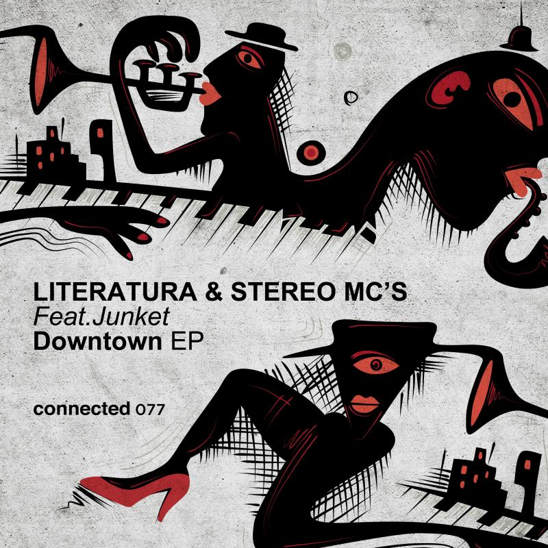 Downtown EP (connected 077)